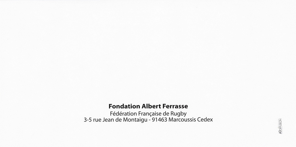 Carte de voeux de la fondation Ferrasse par Lucie LLONG