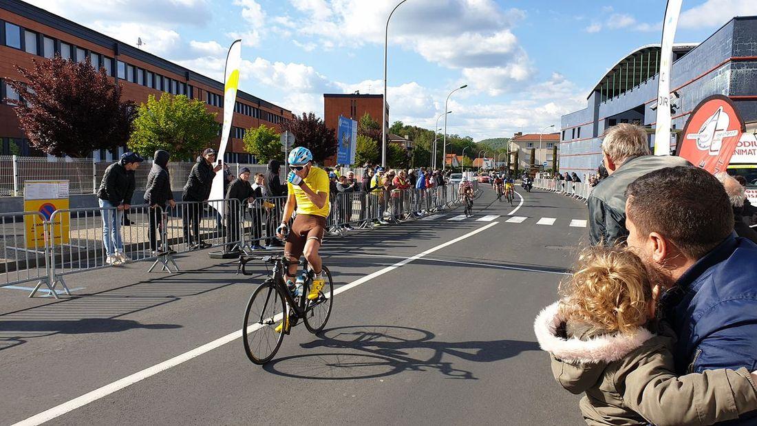 Cyclisme : arrivée du tour API 2019