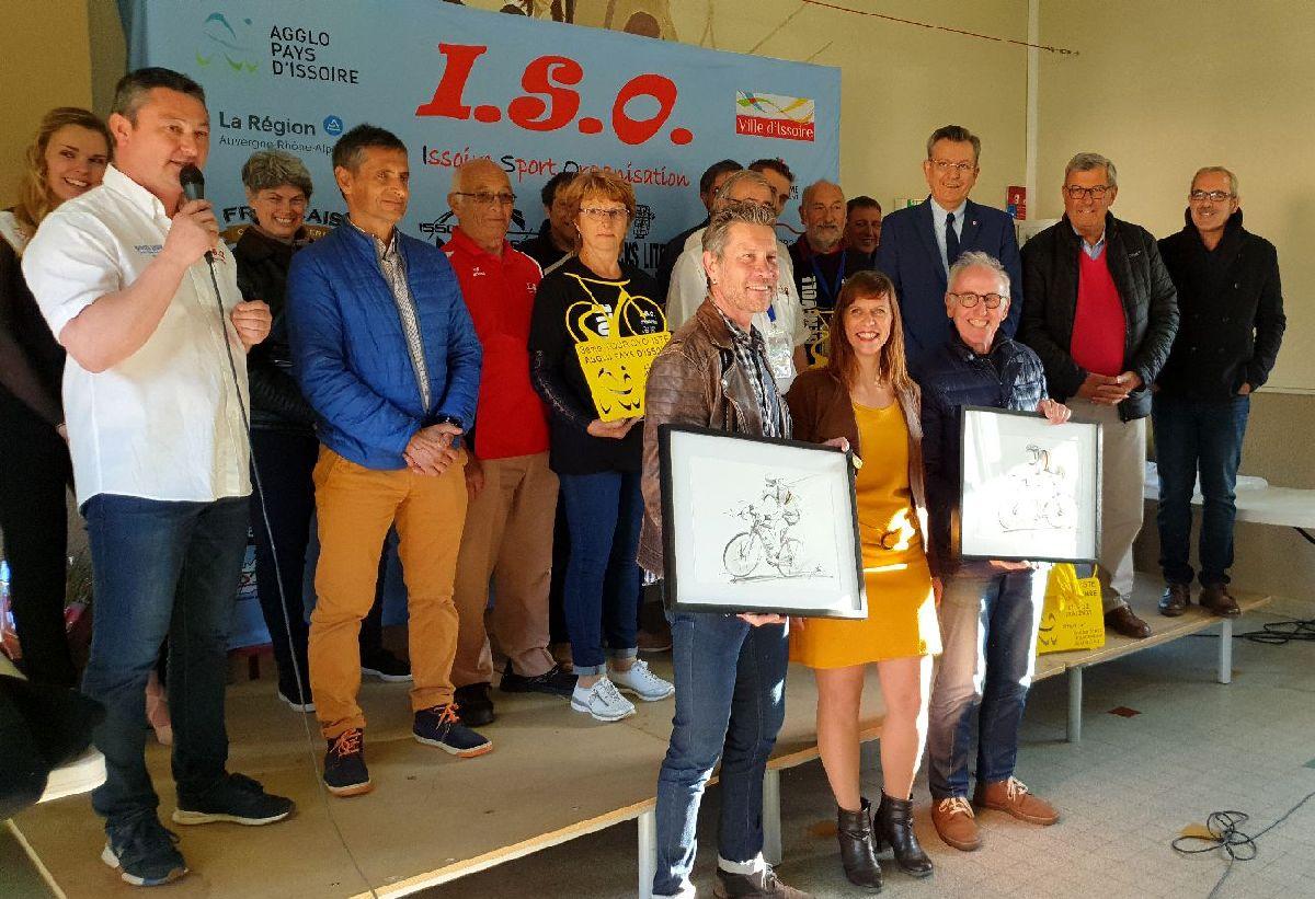 Lucie LLONG et Joop ZOETEMELK et Laurent BROCHARD