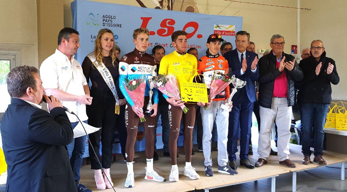Cyclisme : les vainqueurs du tour API 2019