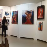 art_peinture_exposition_chamalières_oracle_lucie_llong_invitée_honneur_22