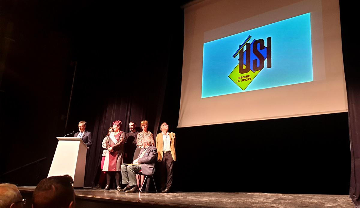 USI : Nicole Boeuf recompensée de la médaille de chevalier de l'ordre du mérite