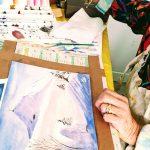 stage_peinture_aquarelle_neige_champeix_février_2020_30